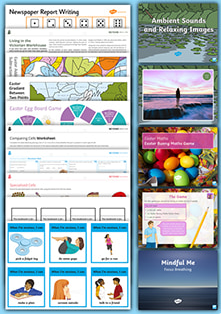 KS3 & GCSE Learning Resource Packs