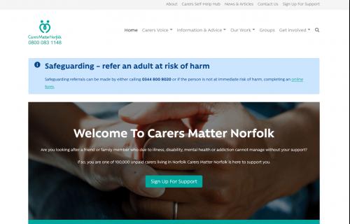 Carers Matter Norfolk