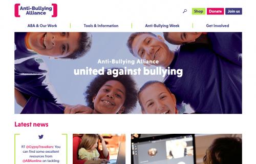 Anti Bullying Alliance