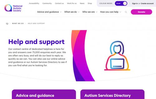 Autistic Society