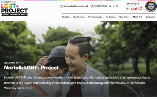 Norfolk LGBT+ Project