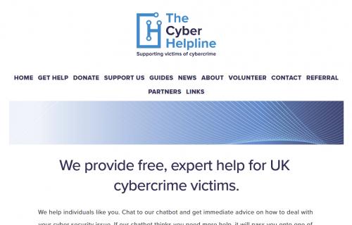 The Cyber Helpline